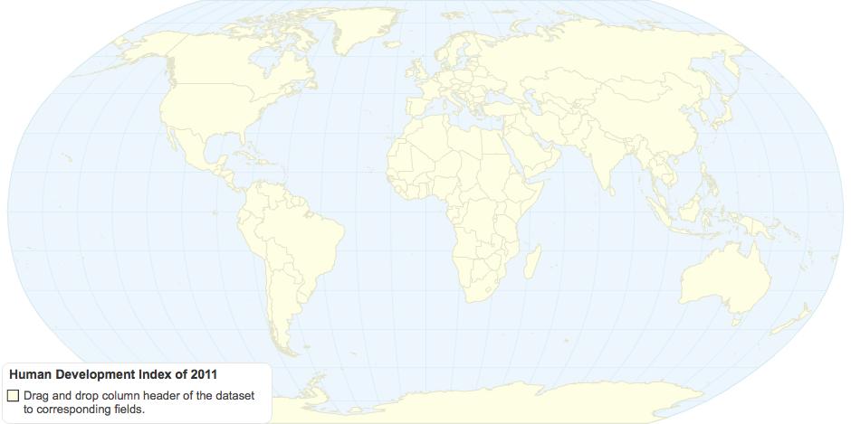 Human Development Index of 2011
