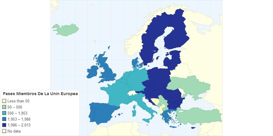 Pases Miembros De La Unin Europea