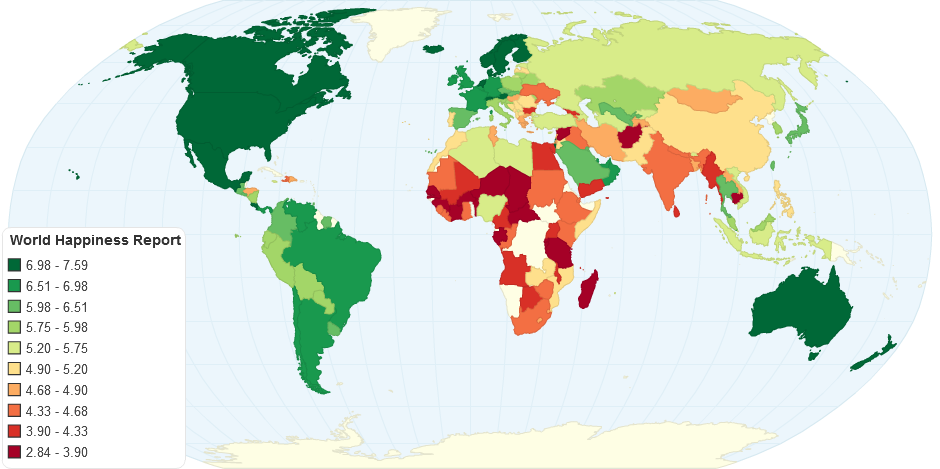 World Happiness Index