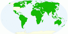 Metric System by Country
